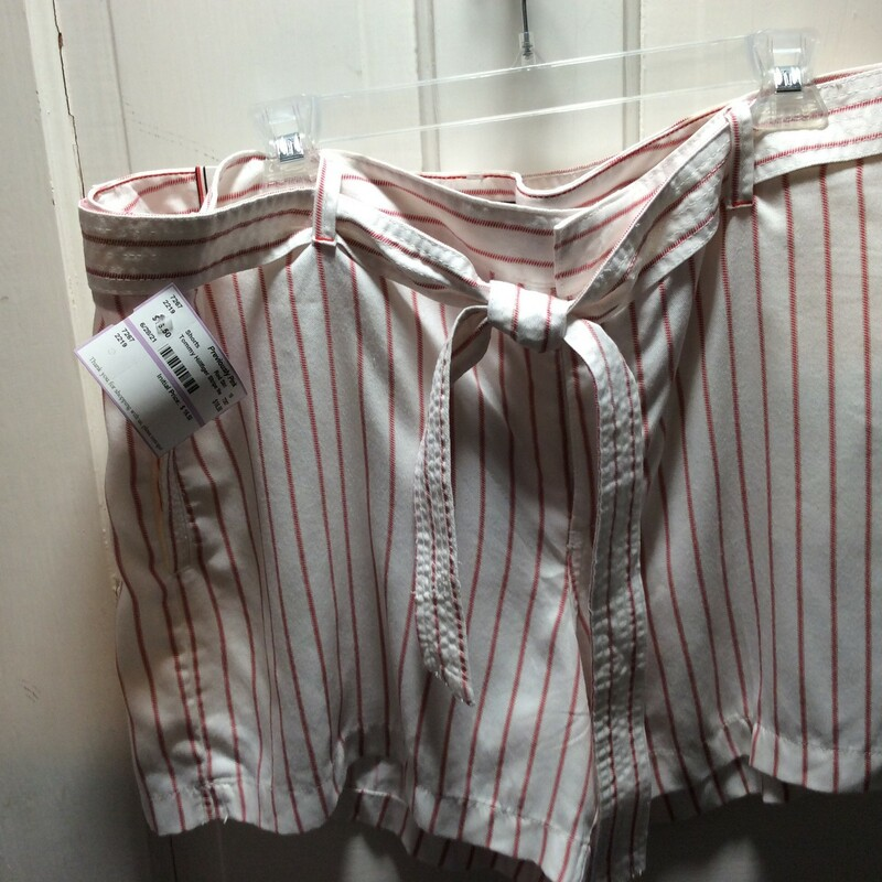 Tommy Hillfiger Stripe new with tags NWT, Red Stripe, really sharp.  Size: 18