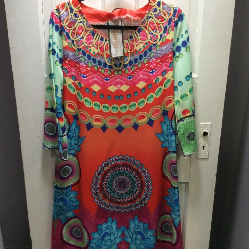 Bohoartist, New With Tags, Multi, Size: Medium