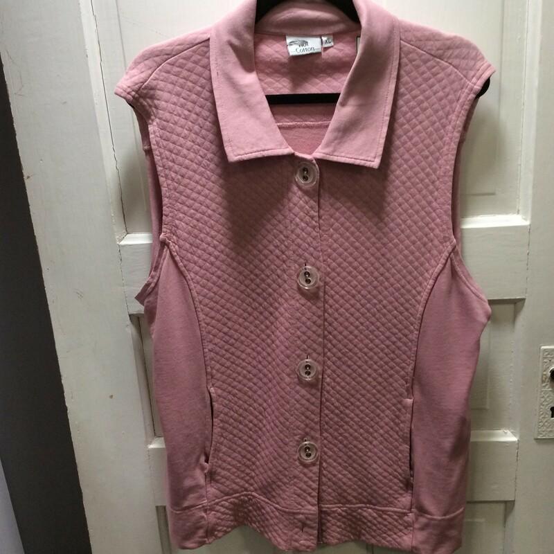 Hot Cotton Button Front