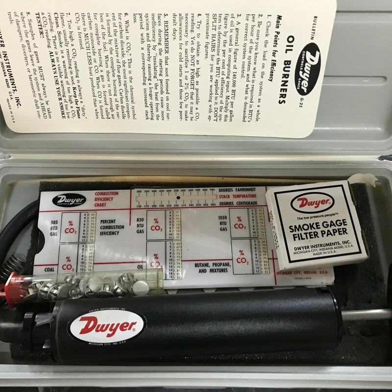 Smoke Gage Kit
