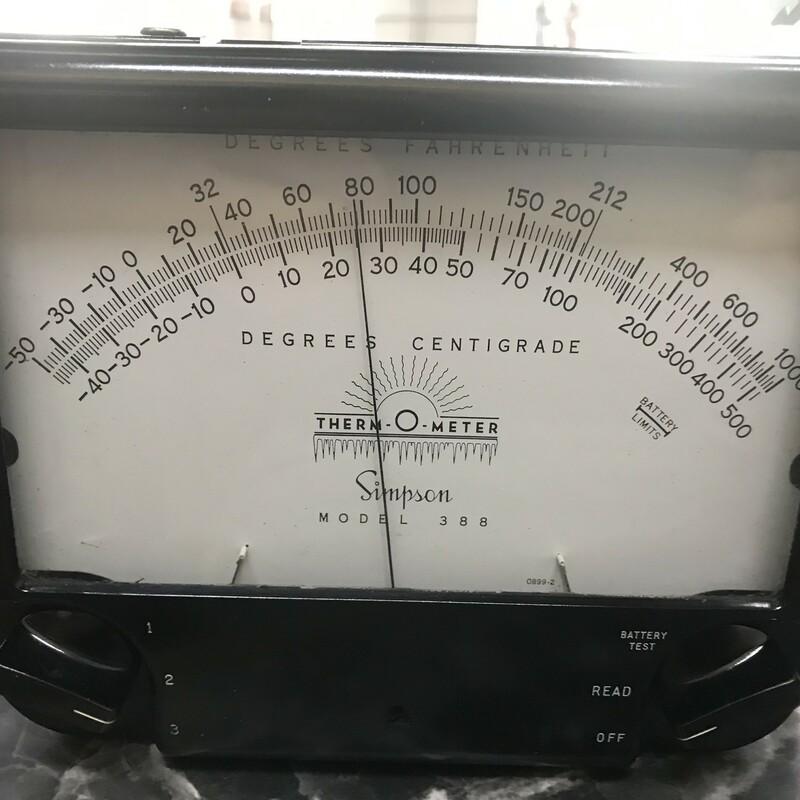 Temp Meter