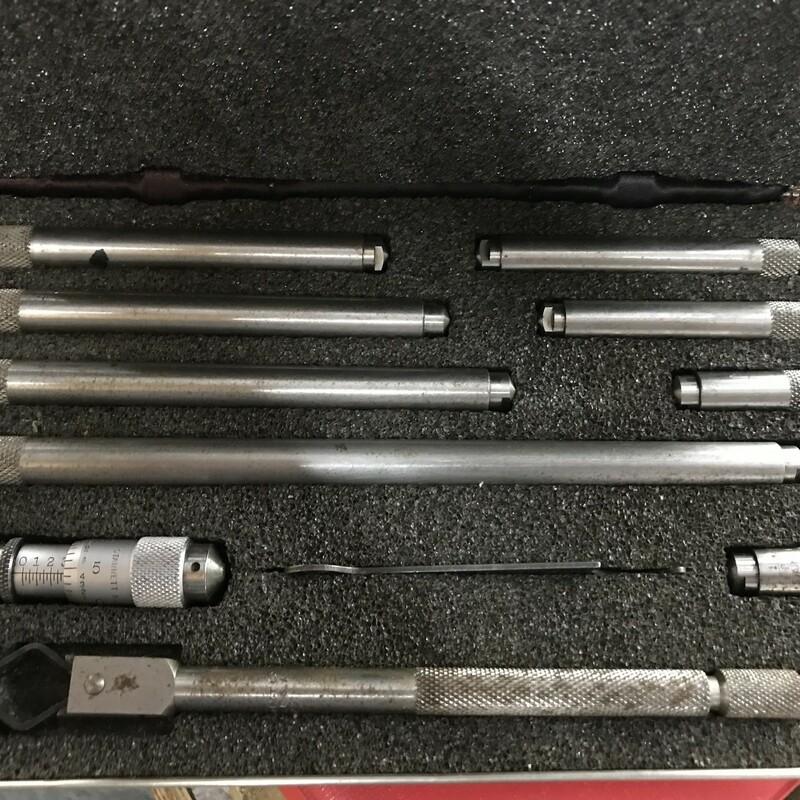Tubular Micrometer