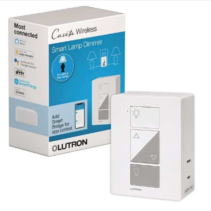 Smart Lamp Dimmer Switch