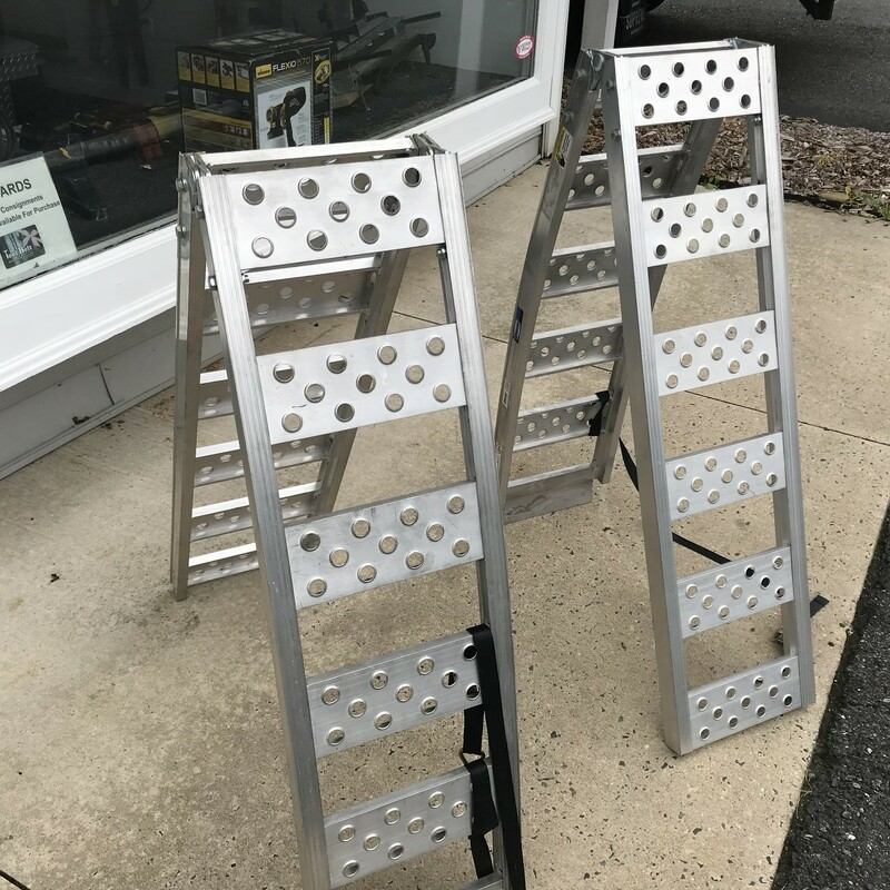 Arched Loading Ramps