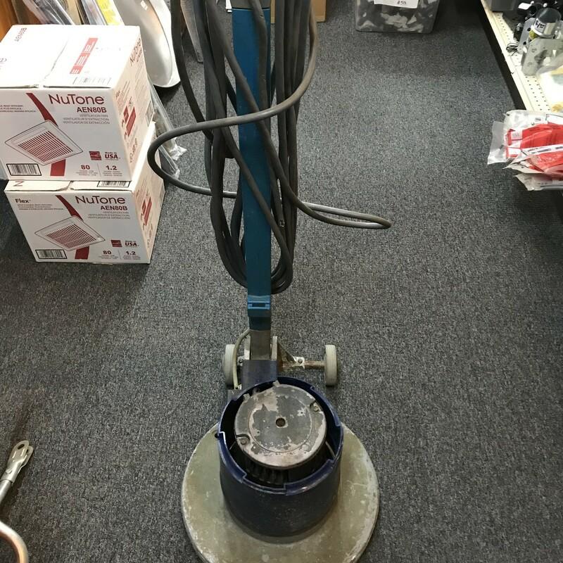 Floor Scrubber/buffer