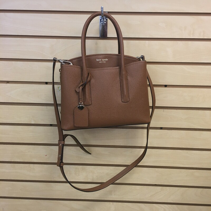 Kate Spade Purse As Is, Brown with strap