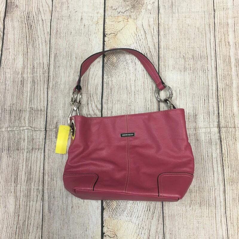 vittorio fuchsia pink purse