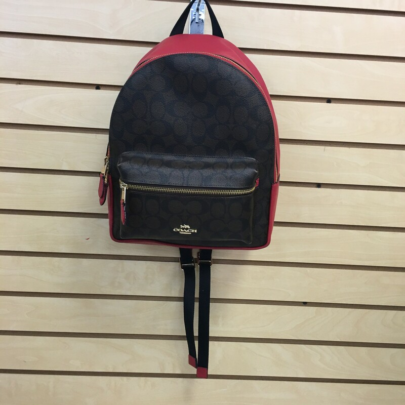 Coach Back Pack As Is