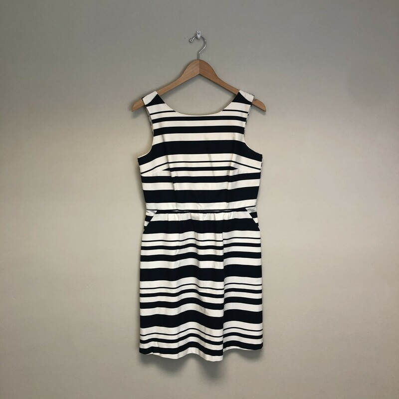 Limited Striped Sleeveles