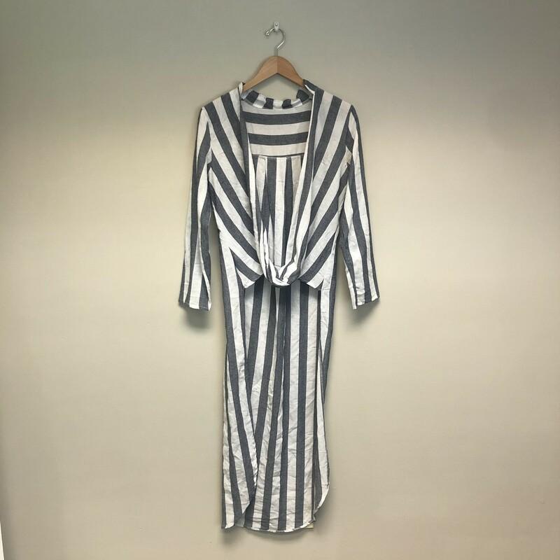 Long Tail Stripe Twist Fr