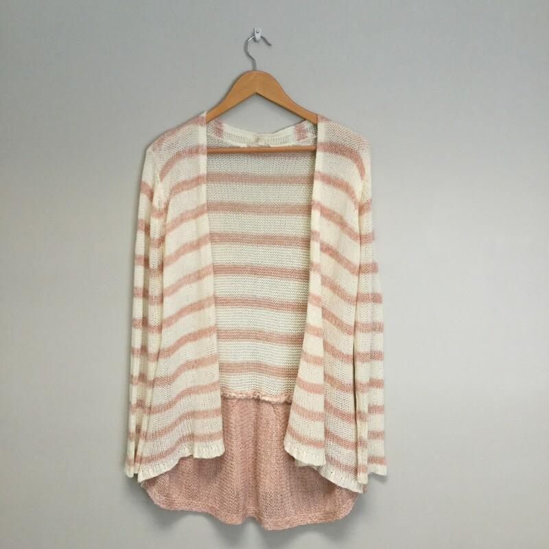 Mystree Stripes Cardigan