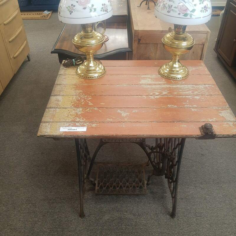 Sewing Maching Base Table, None, Size: None
