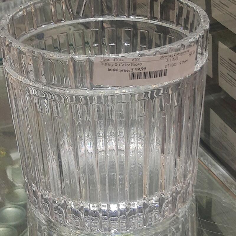 Tiffany & Co Ice Bucket