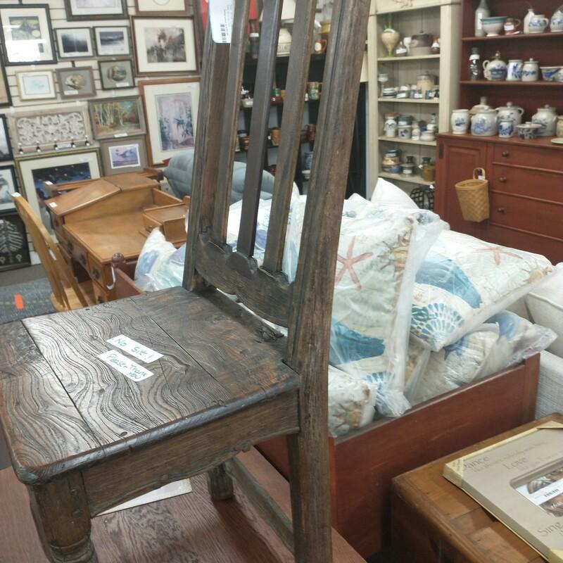 Early Bavarian Chair