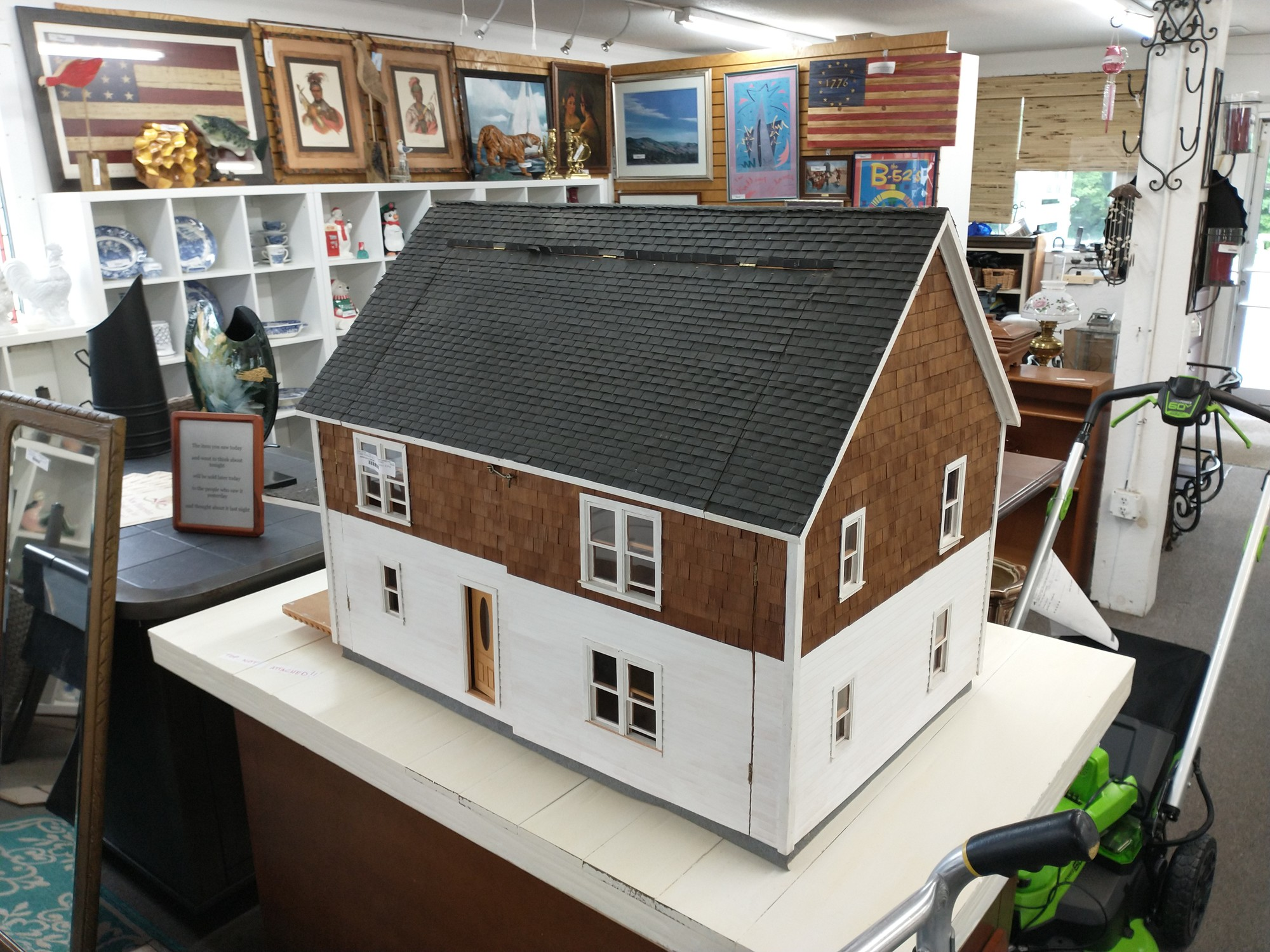 X Large Doll House W Acc.,