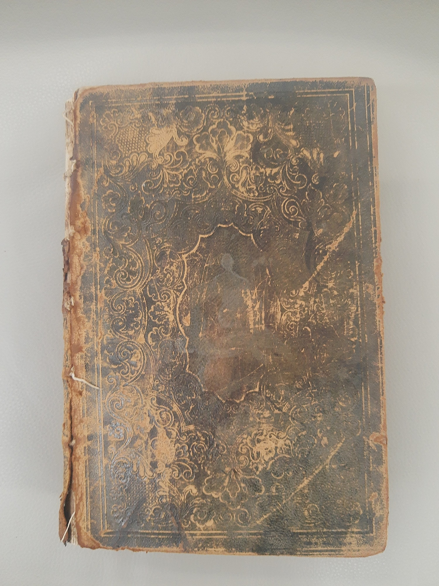 Pre Civil War Bible,