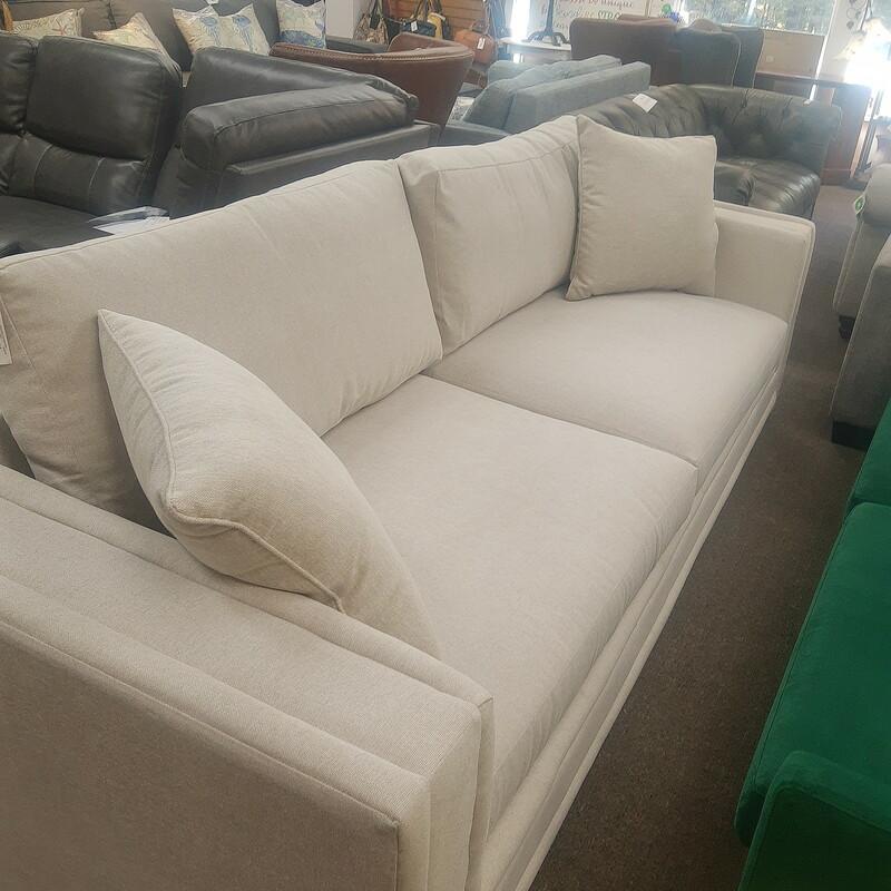 X Long Beige Sofa