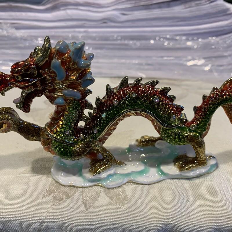 Dragon Hinged Box