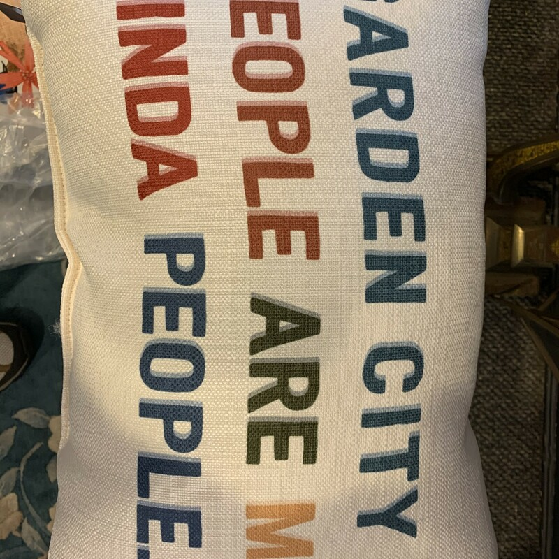 GC My Kinda People Pillow