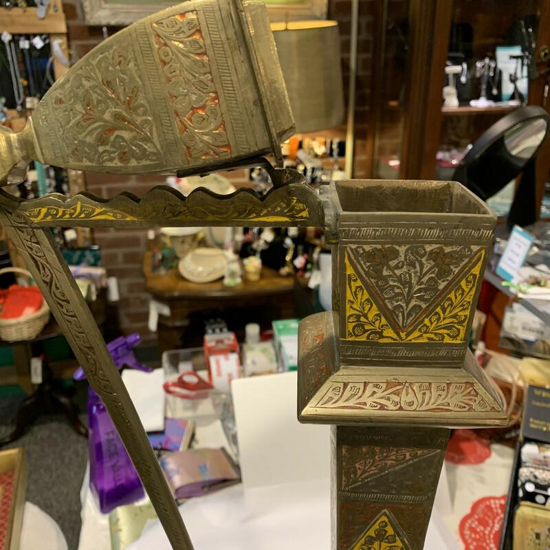 """Aladdin Lamp, None, Size: 26\"""""""