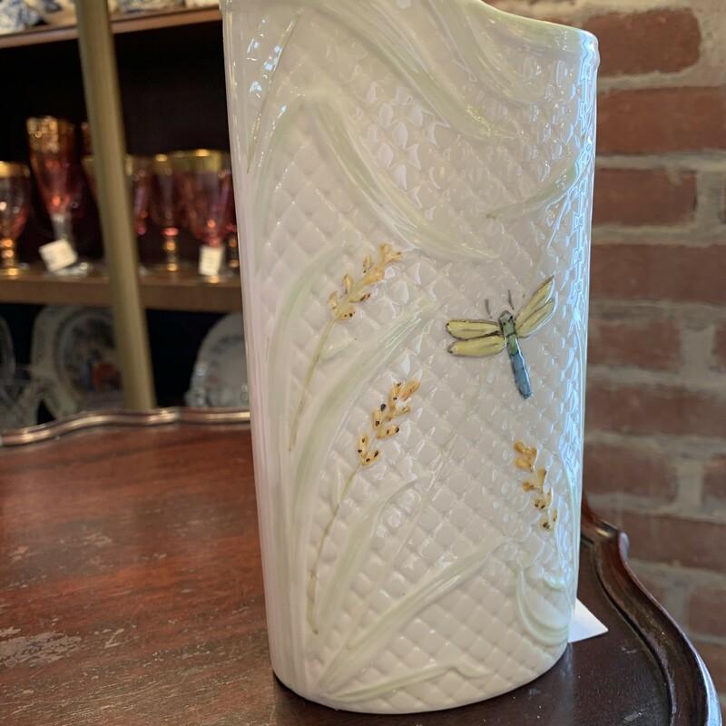 Irish Belleek Vase