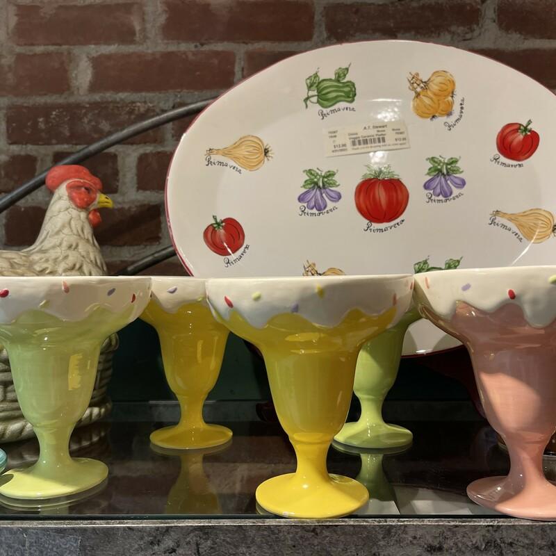 6 Ice Cream Dishes