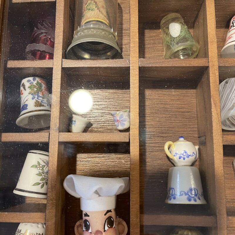 Thimble Collection In Woo