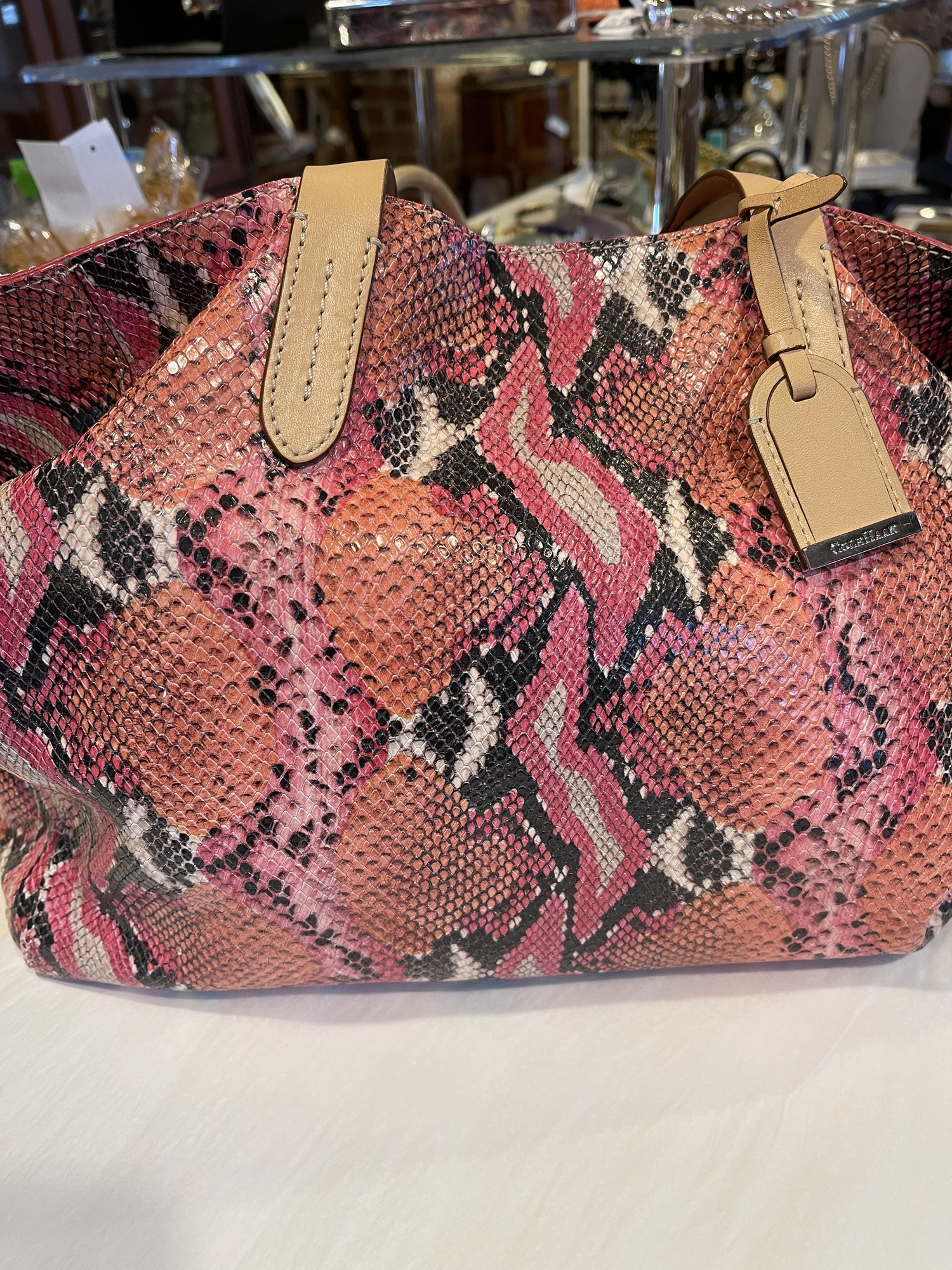 Colehaan Faux Snake, Any, Size: Any