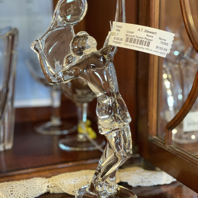 Baccarat Tennis Player, None, Size: None