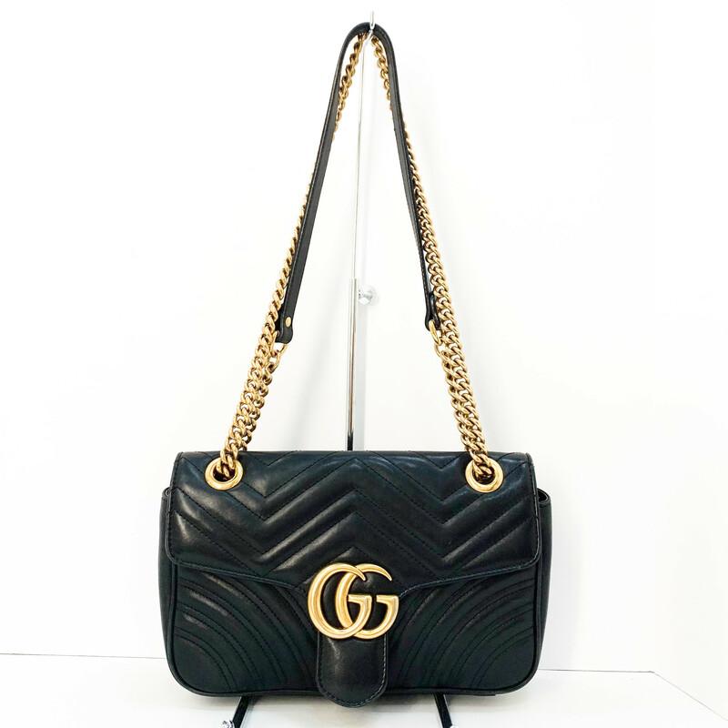 GG Marmont small matelassé shoulder bag, $1699.99