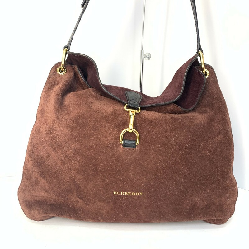 Burberry Cornwall Suede