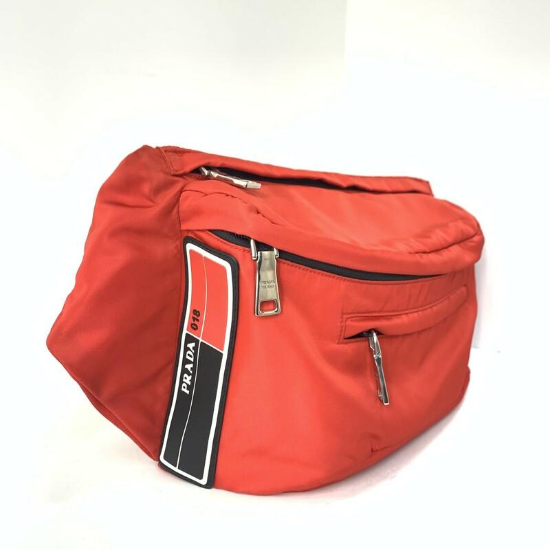 Prad Nylon 018 Belt Bag