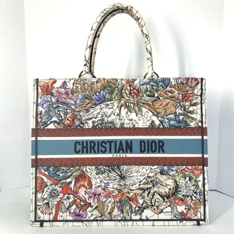 Christian Dior Constellation Book Tote, $3199.99