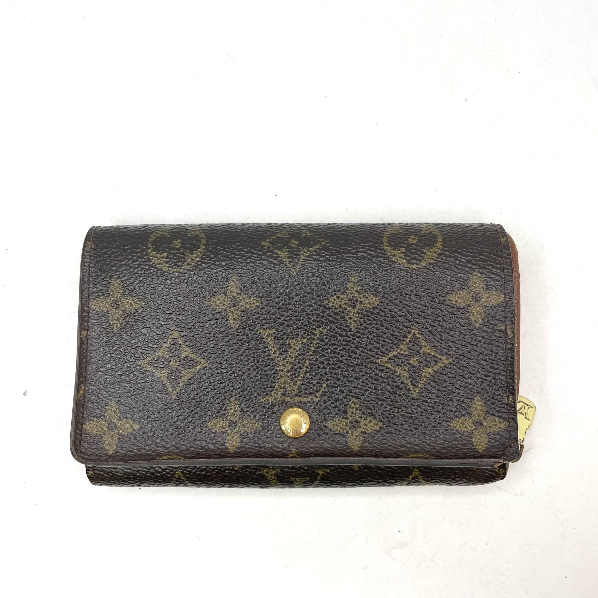Louis Vuitton Compact Flap Wallet $229