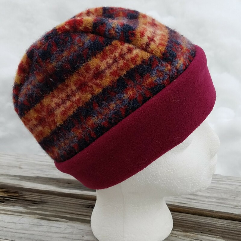 RECYCLED HAT B