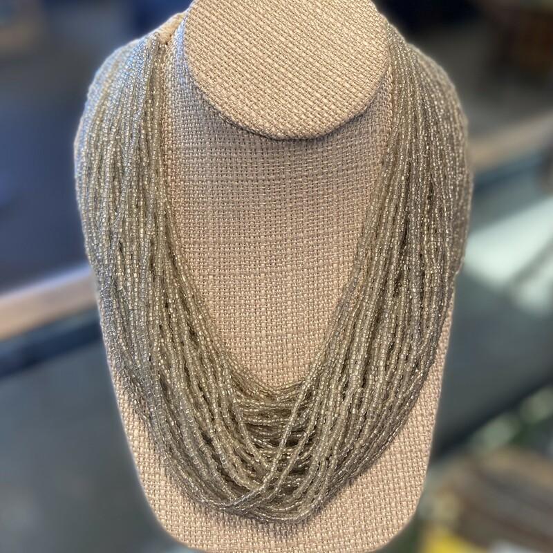 Slv Crochet Beads
