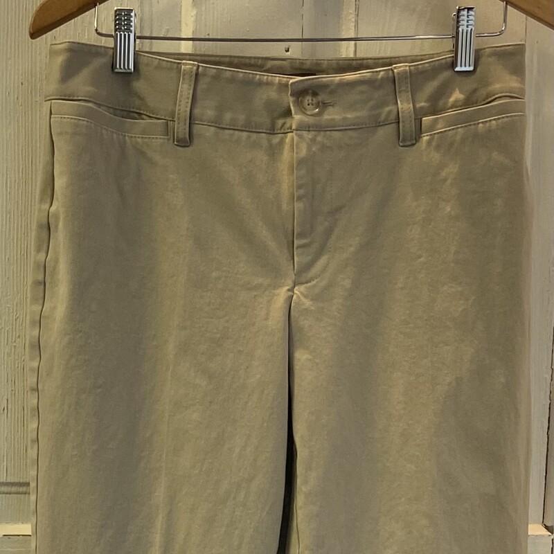 Tan Pants