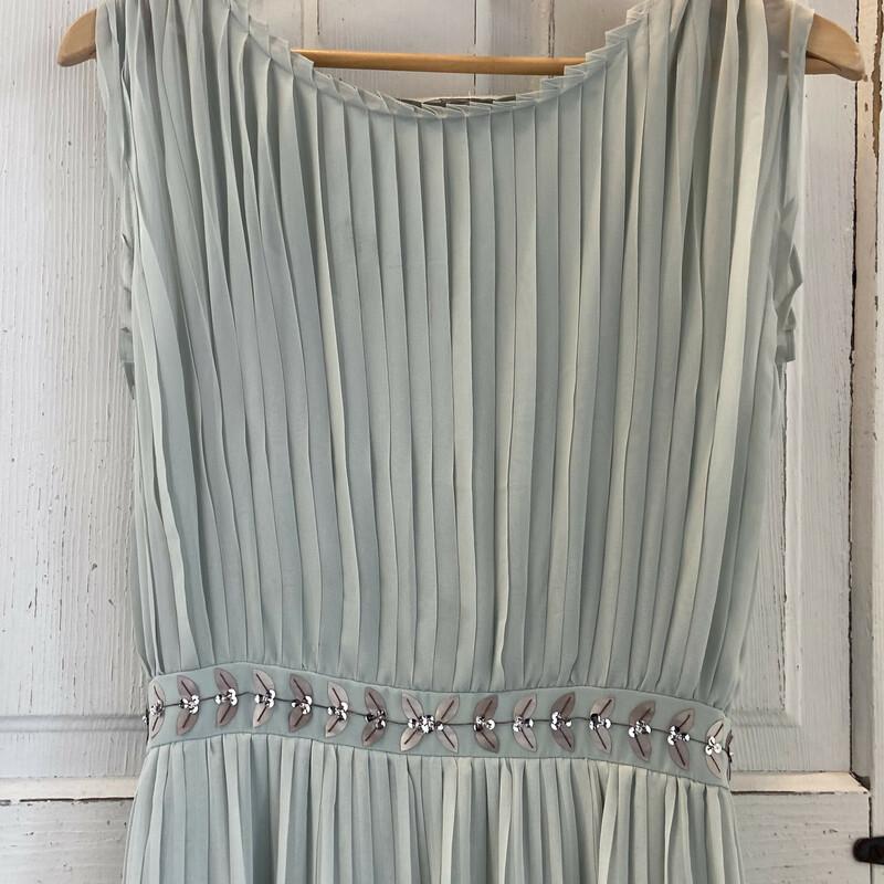 Mnt Ombre Pleat Dress