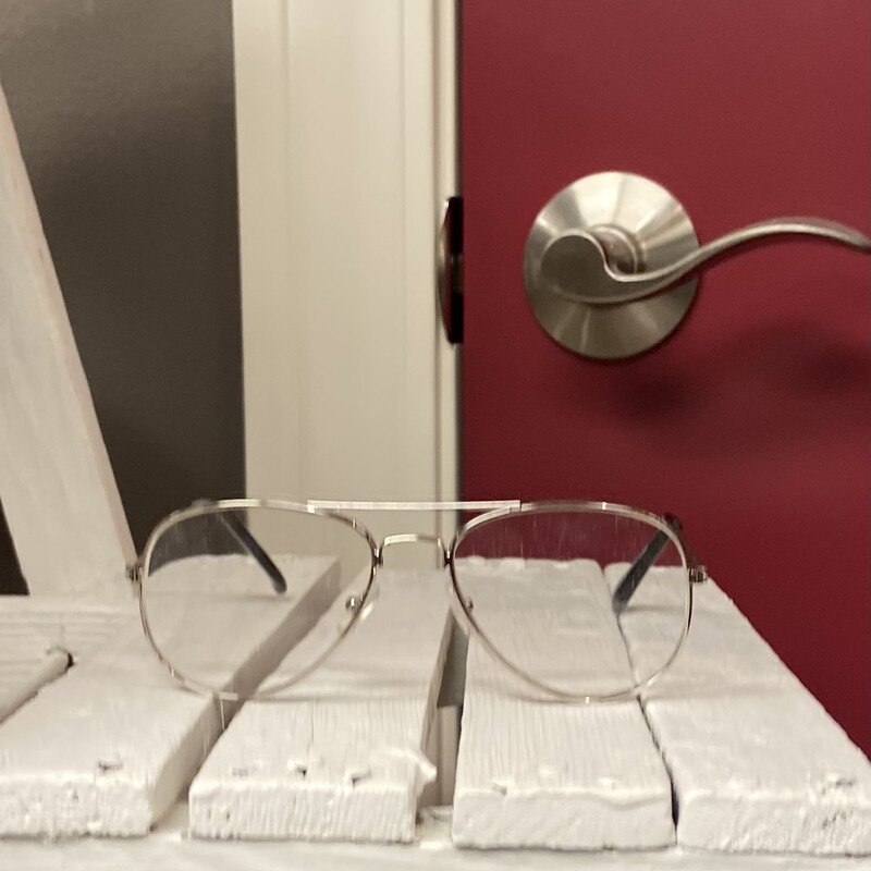Silver Frame Readers