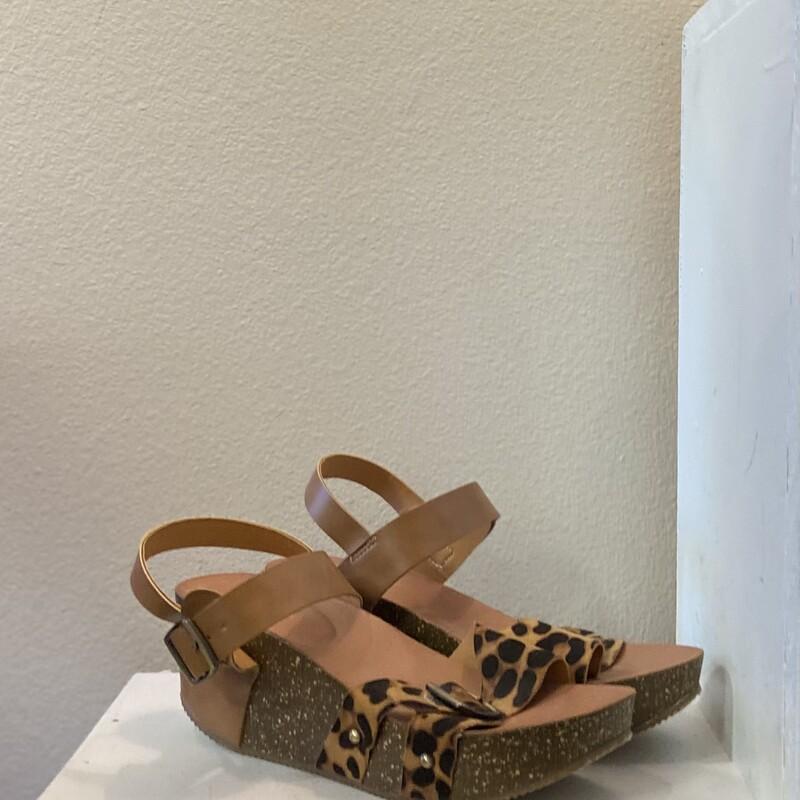 Brw Cheetah Wedge Sanda