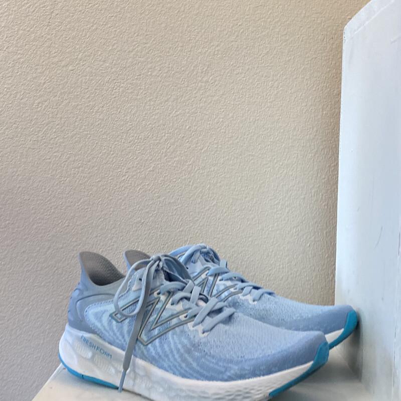 EUC Blue Running Shoe