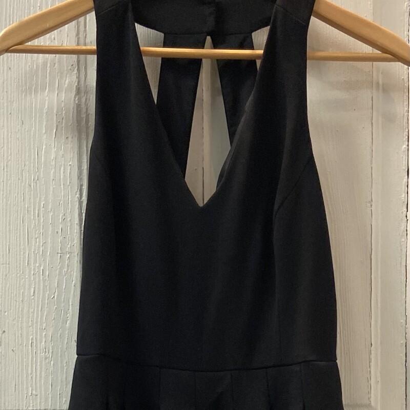 Blck Dress W/pockets