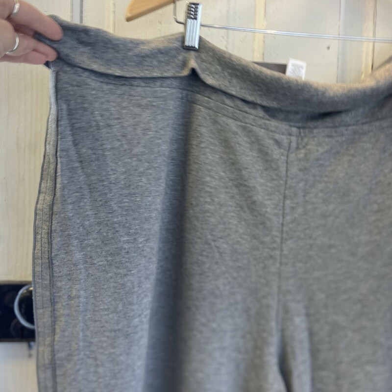 NWT Grey Jersey Pants