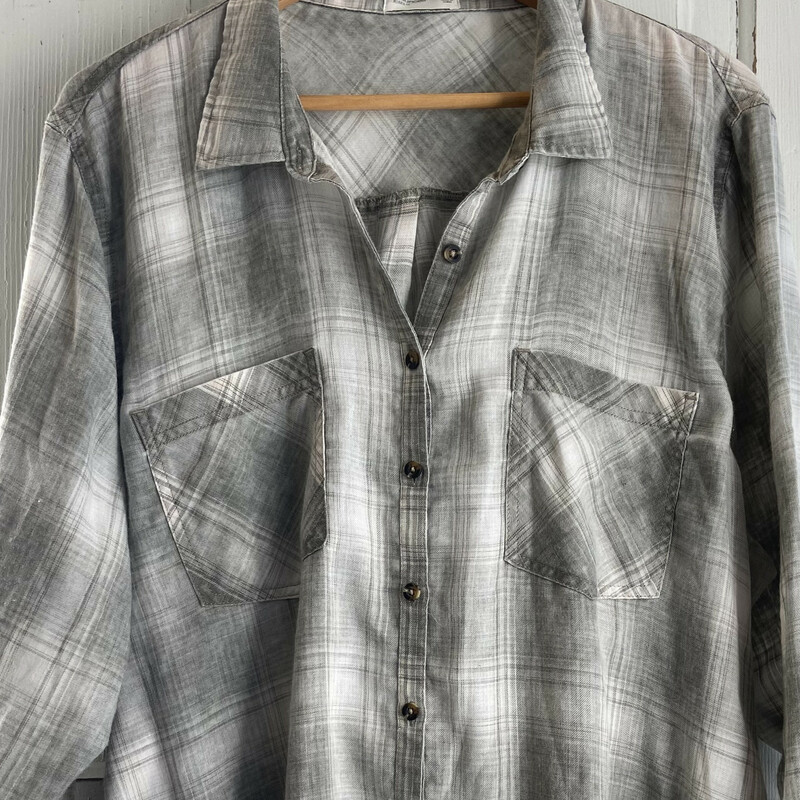 Olive Flannel Shirt