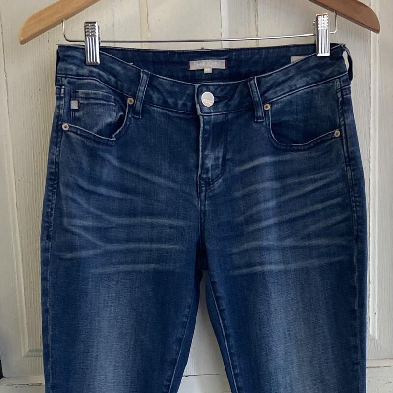 Denim Distress Jeans