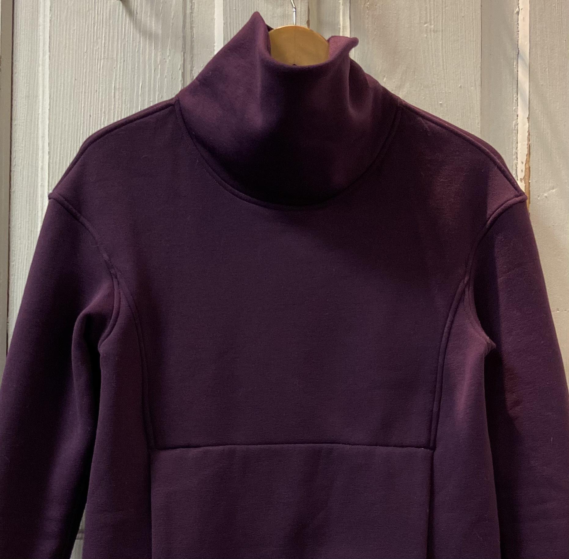 Prple High Neck Pullover<br /> Prple<br /> Size: 4 Re $118