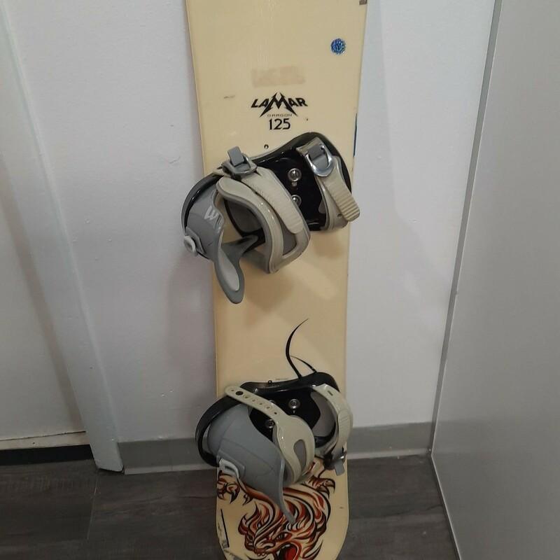 Larmar Dragon Board W/Mor
