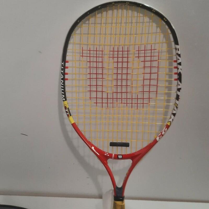Wilson Youth Tennis Racke