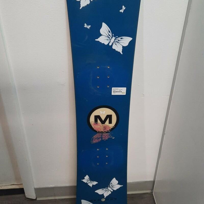 Mercury By Liquid Board