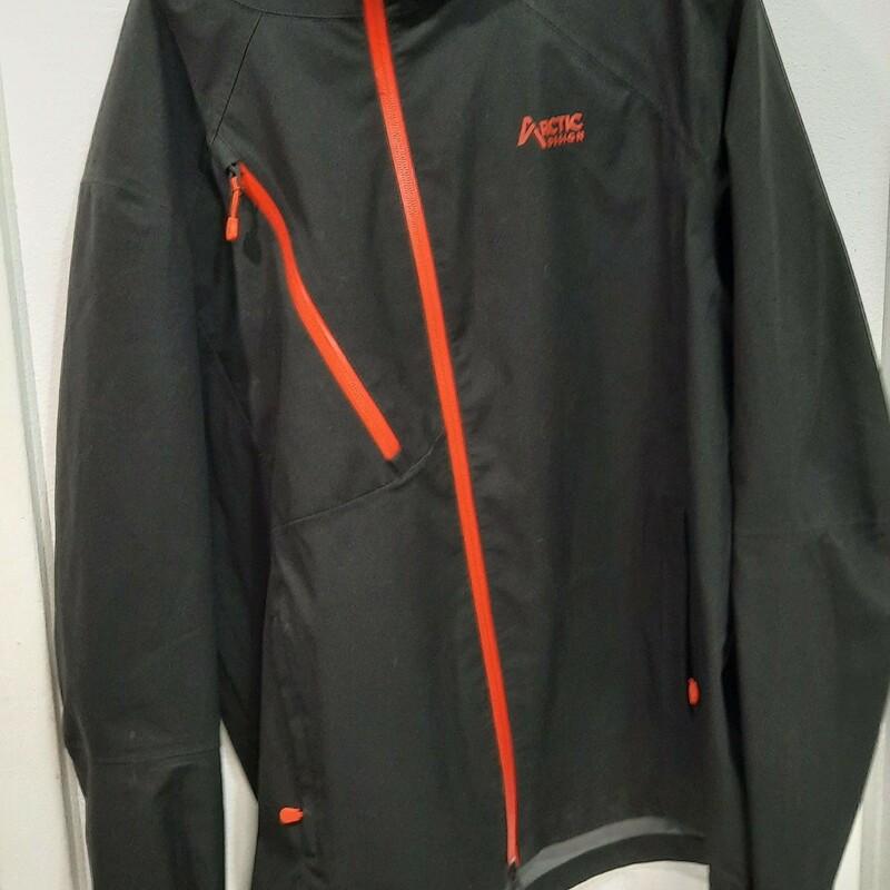 Artic Design Hooded Jacke